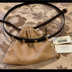 Louis Vuitton Woman's Leather Belt